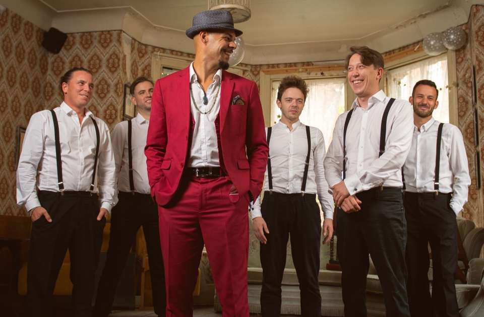 Party Up | Wedding Soul Band in Kent