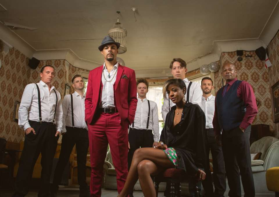 Party Up   Wedding Soul Band in Kent