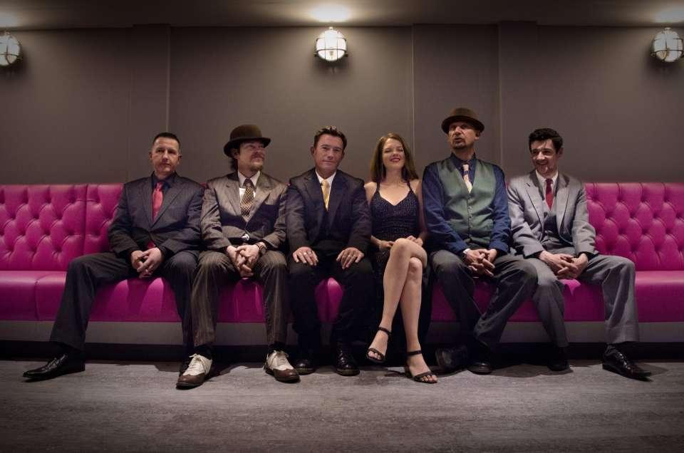 Postmodern Swing Club Swing Band Main