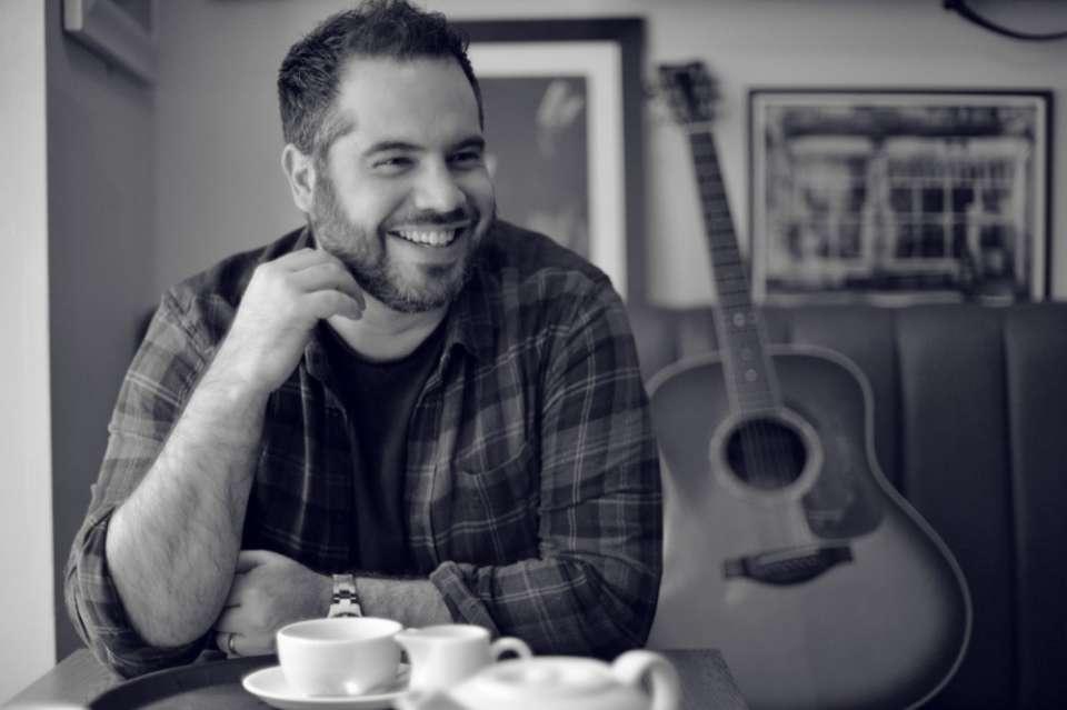 Richard Keen | Nottinghamshire Guitarist For Hire
