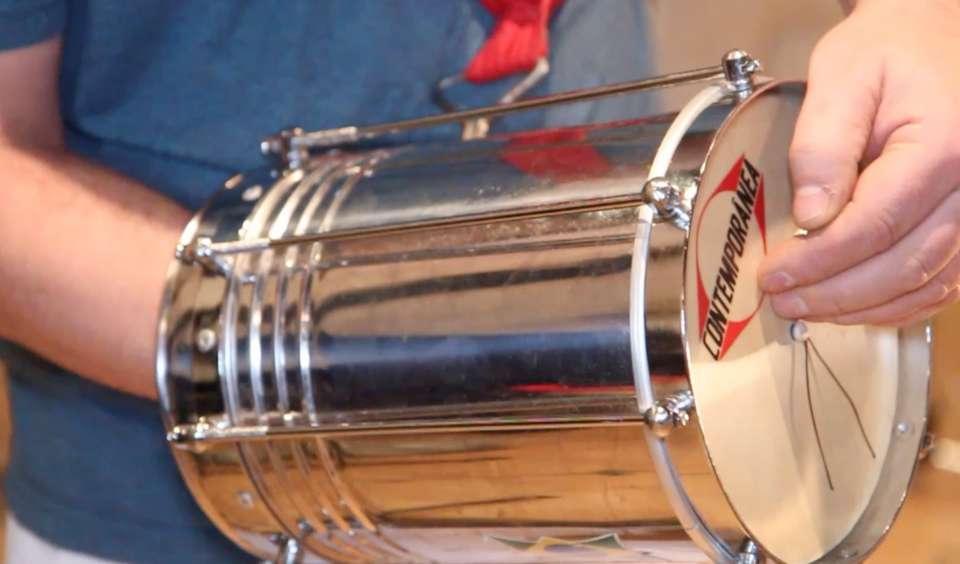 Samba Central Drummers