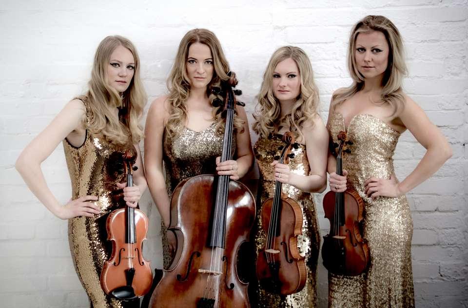 Satin strings string quartet london main