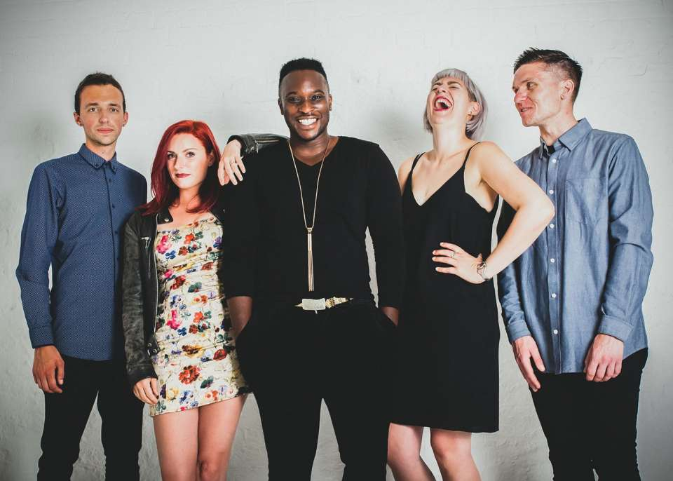 Shakedown | Brighton Soul Function Band For Hire