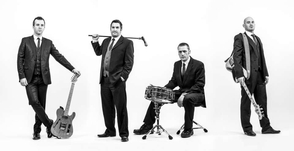 Shotgun Wedding Band Main