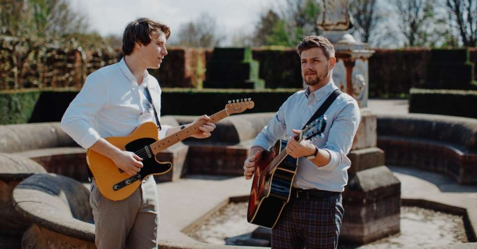 Skylight Duo | Sheffield Wedding & Party Duo For Hire