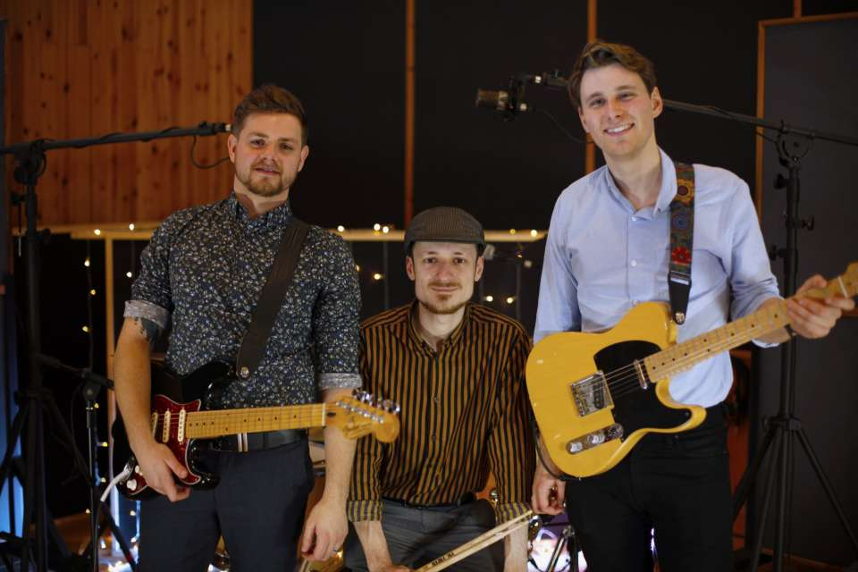 Skylight | Sheffield Rock & Pop Band For Hire