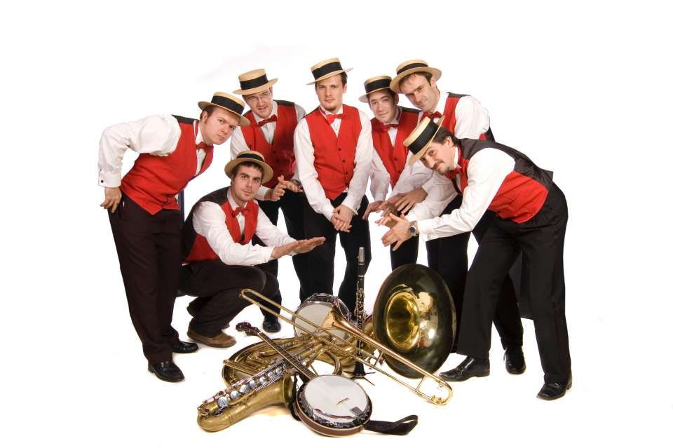 Slick City | London Dixieland & Trad Jazz Band for Hire