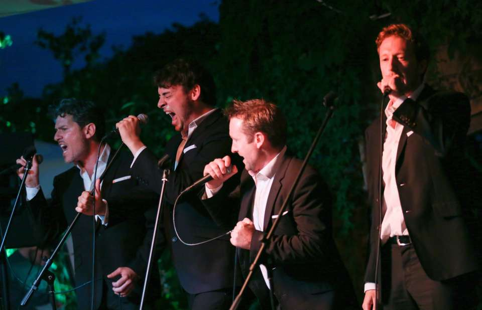 O Sole Mio | London Vocal Group For Hire