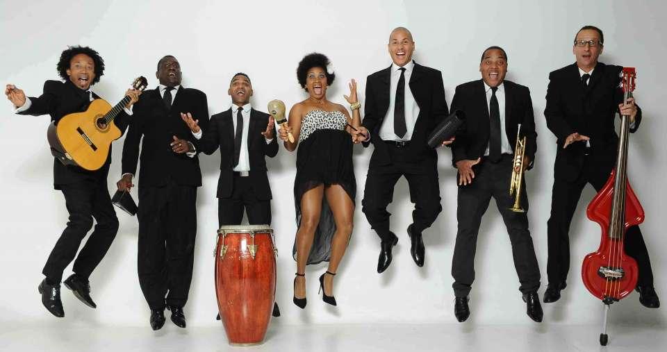 Son Ache | London Cuban Wedding Band For Hire