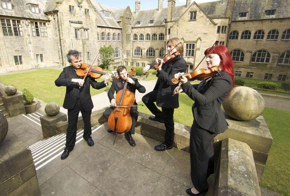 St Davids String Quartet North Wales Main