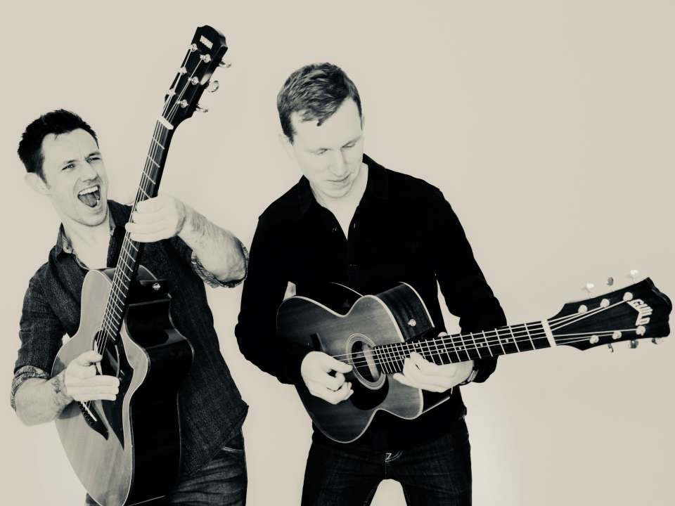 The Straw Dogs | Dorset Acoustic Duo For Hire