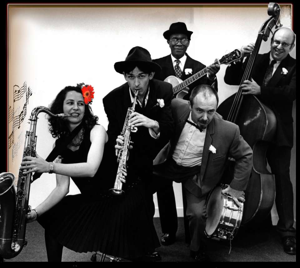 Sunshine Jazz Band Wedding Band London
