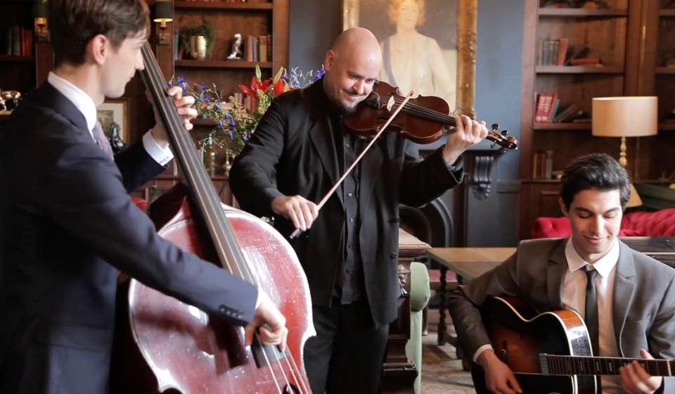 Swing Du Jour Trio 1