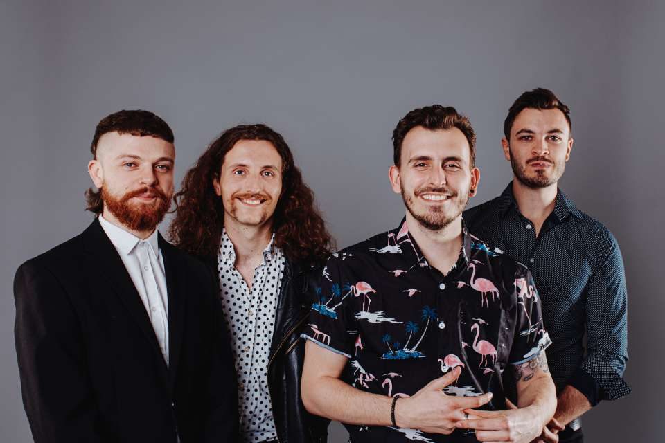 The Alternatives | Leeds Wedding Band for Hire
