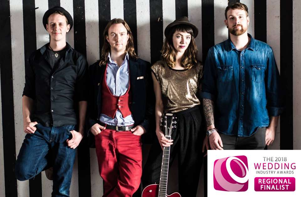 The Sweet And Lowdown | Brighton Wedding & Party Band For Hire
