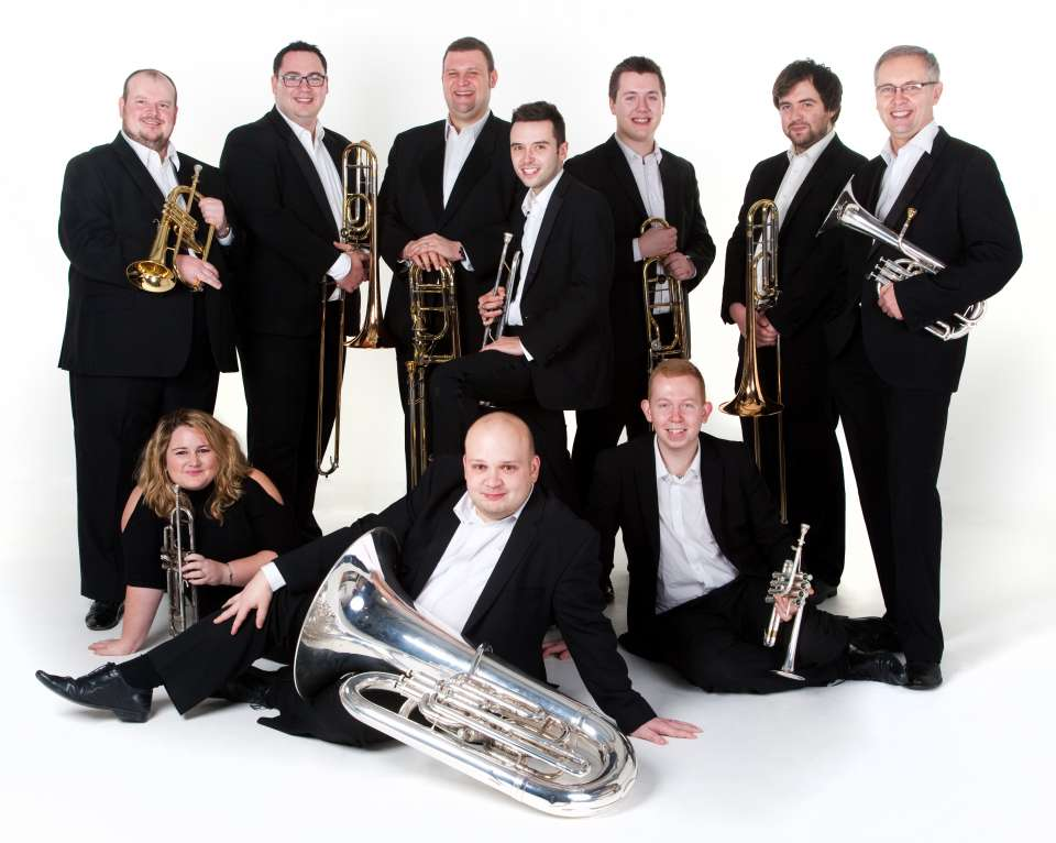 The Brass Project North West Band14