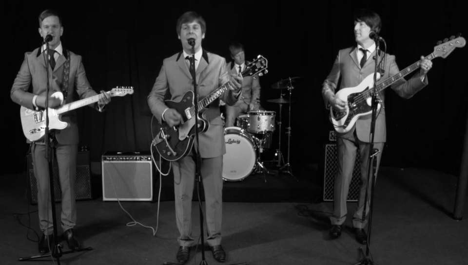 The Britbeats Leicester 60S Band2