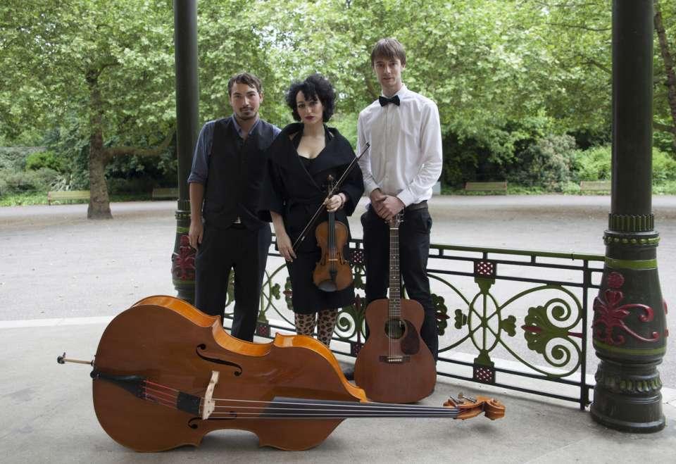 The French Jazz Ensemble Main