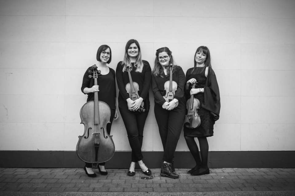 The Mulberry String Quartet Main