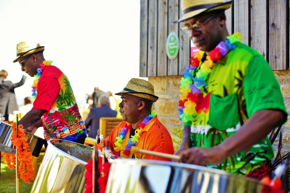 The Real Steel Band Main