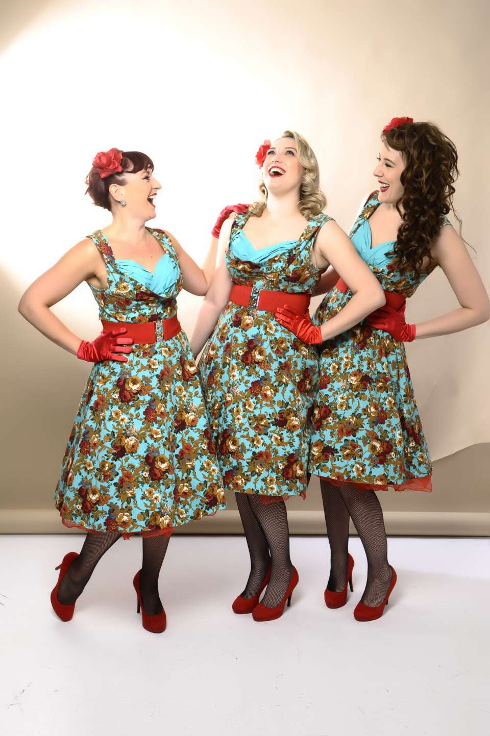 The Rockettes Close Harmony Group2