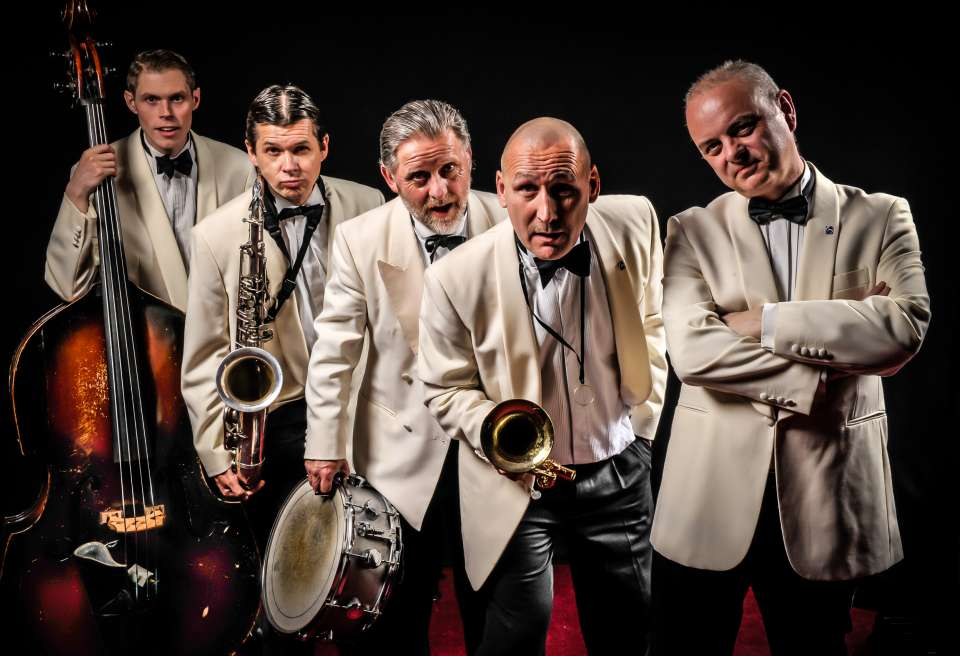 The Sinatrat Pack Manchester Swing Band6