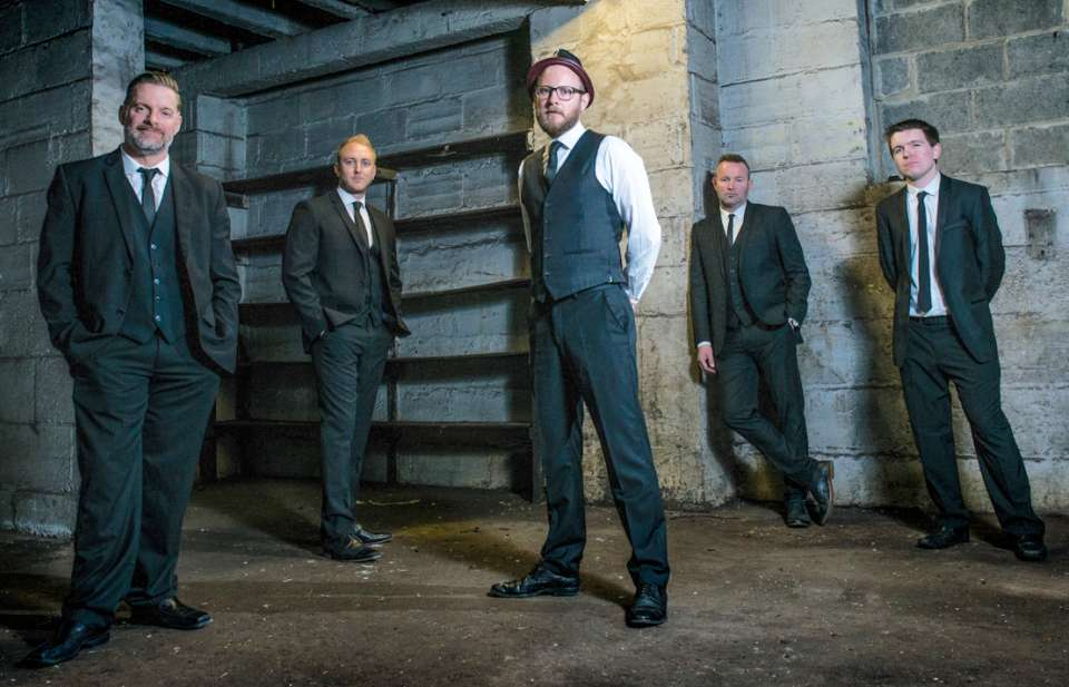 The stings wedding band south yorkshire