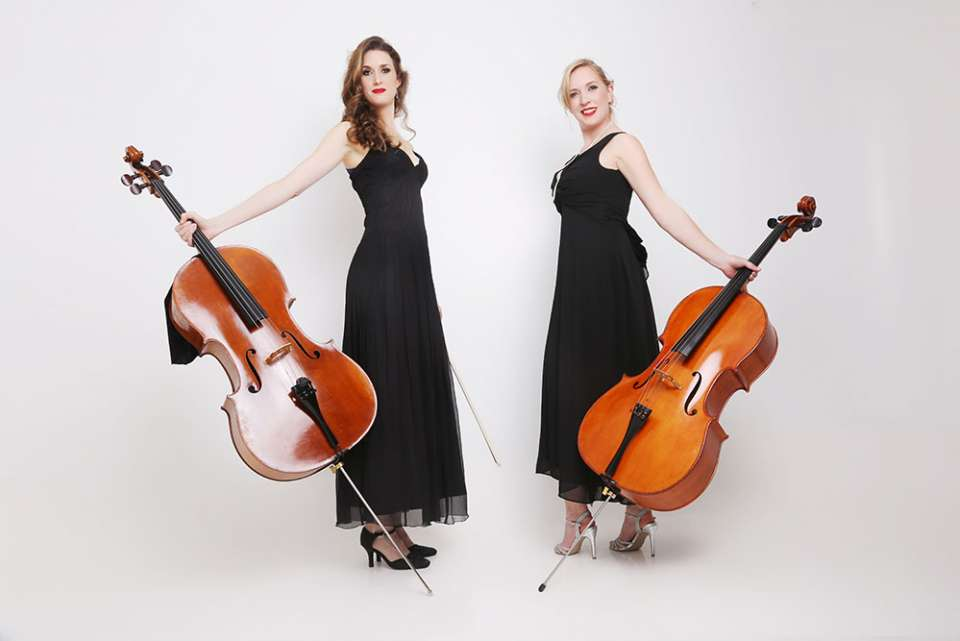 The Swan Cello Duo Main