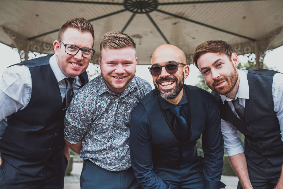 The Turnstyles | Manchester Wedding & Party Band For Hire