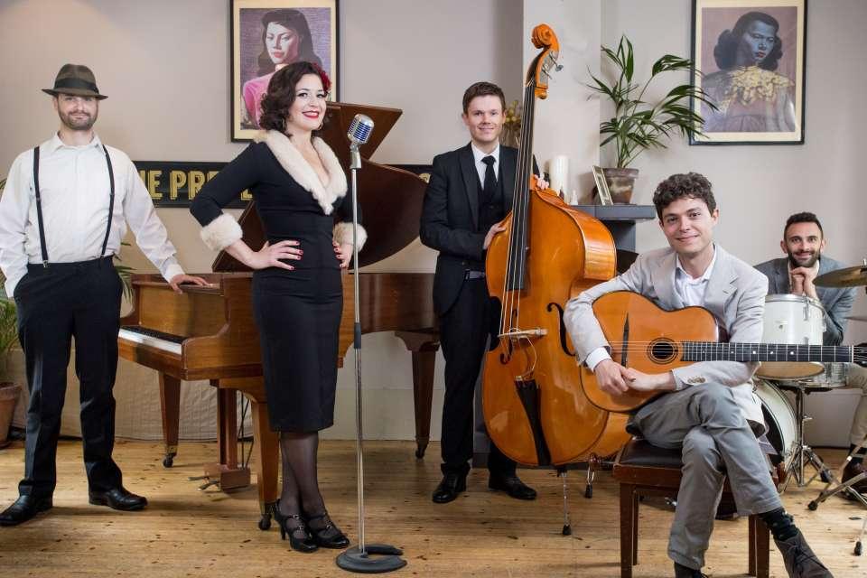 The Velvet Tones | London Jazz & Swing Band For Hire