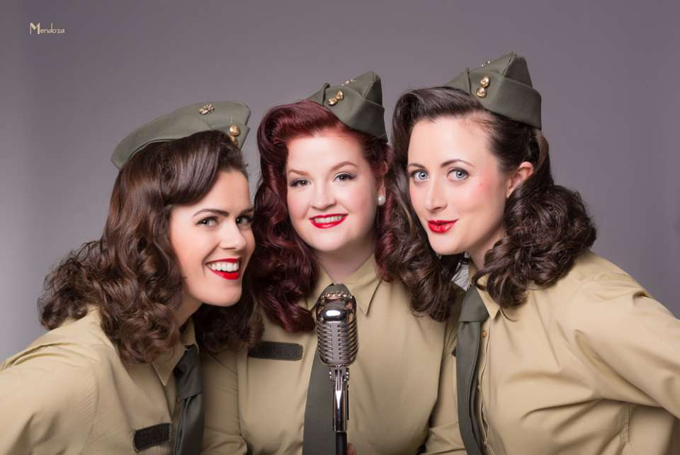 The Wartime Sweethearts | London 1920s & Gatsby Band For Hire