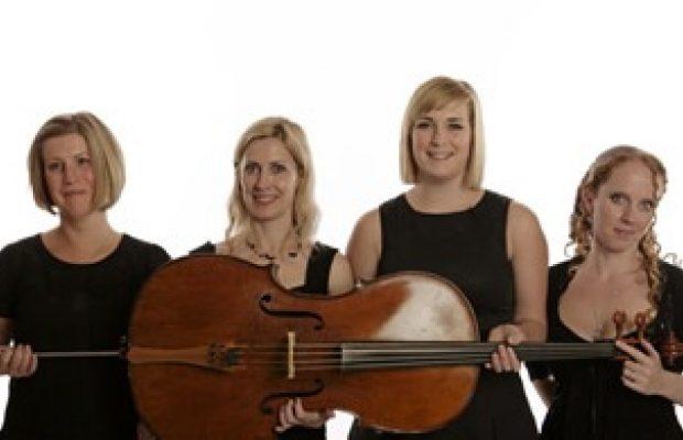 The Blackman String Quartet