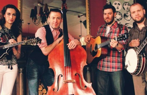 The London Bluegrass Band