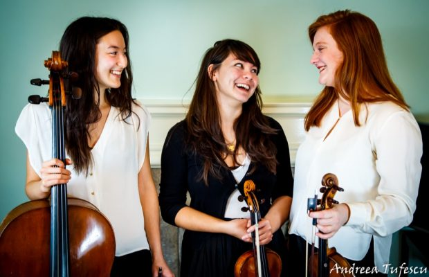 The Onyx String Trio & Quartet