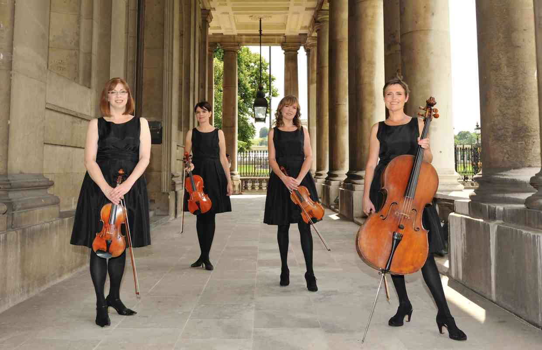 The Palladio String Quartet