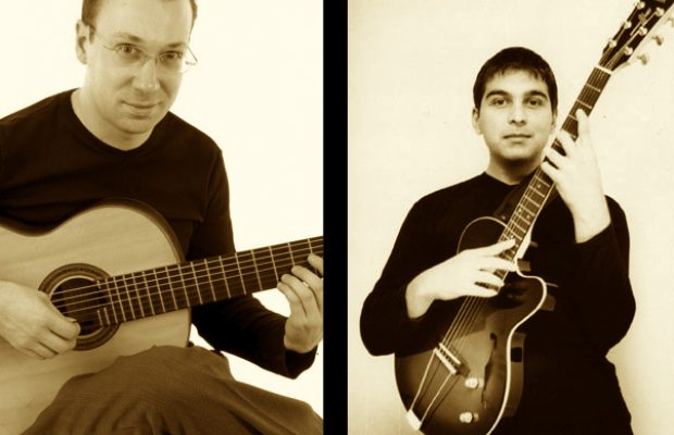 The Preiss Kalonaris Duo
