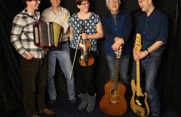 The Coisir Ceilidh Band