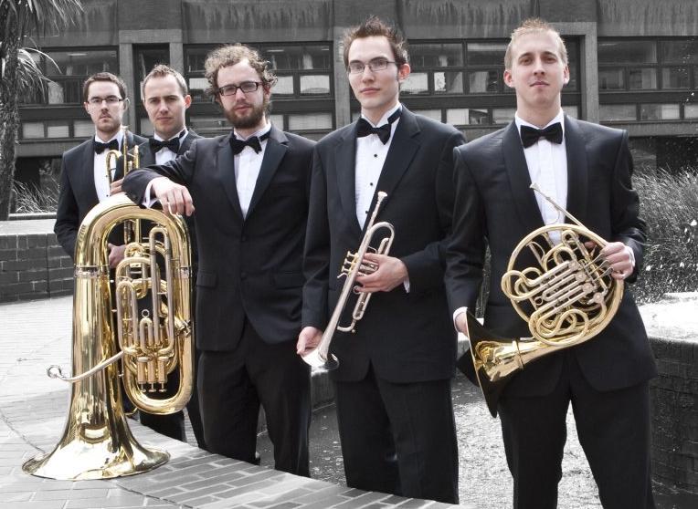 A Touch Of Brass Brass Ensemble London Main