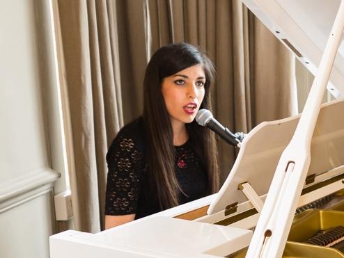 Caro Piano Vocalist North West Main