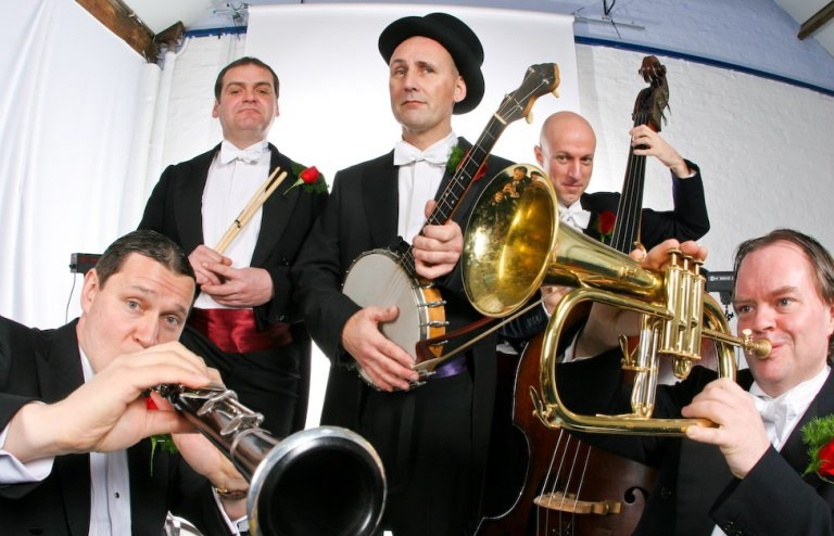 The Charleston Stampede   Manchester 1920s Charleston Band For Hire