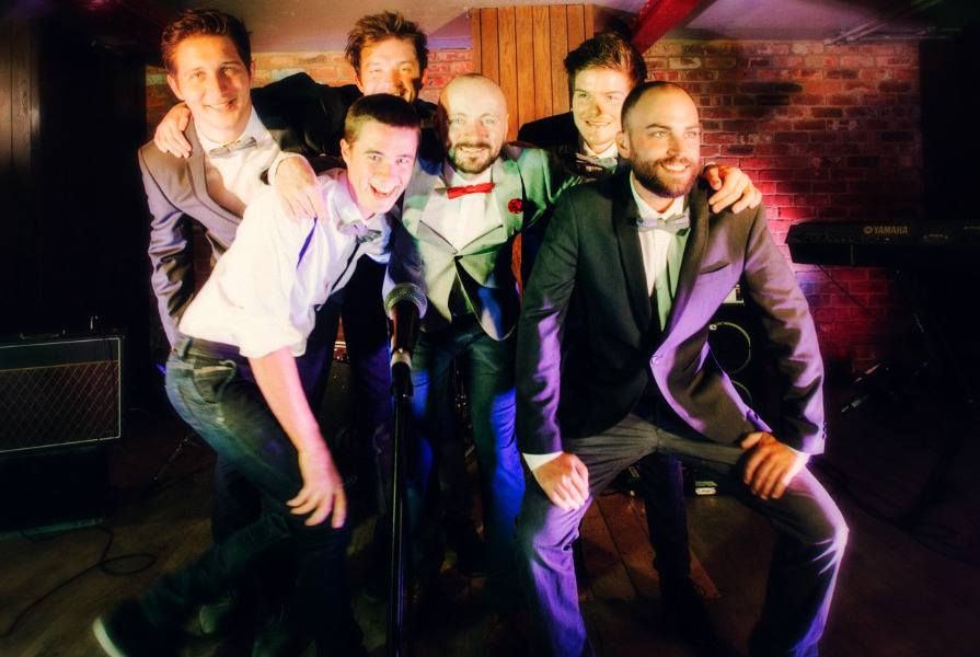 Dr Funtimes | Leeds Wedding & Party Band For Hire
