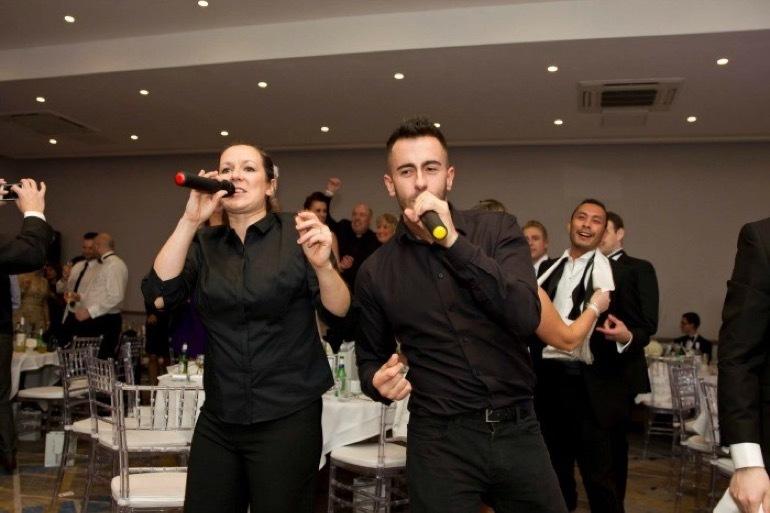 Singing Staff | Singing Waiters Main
