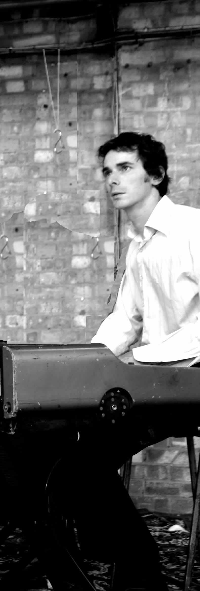Jamie Wedding Pianist Leeds 1