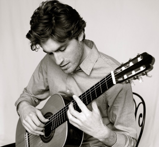 Jon G Classical Guitarist 1