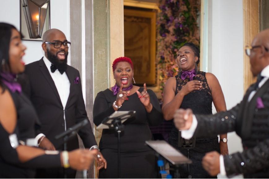 London Gospel Singers 6