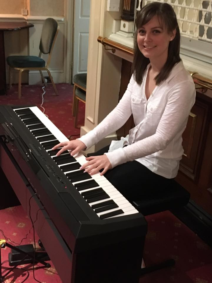 Sophia Pianist Solo West Midlands1