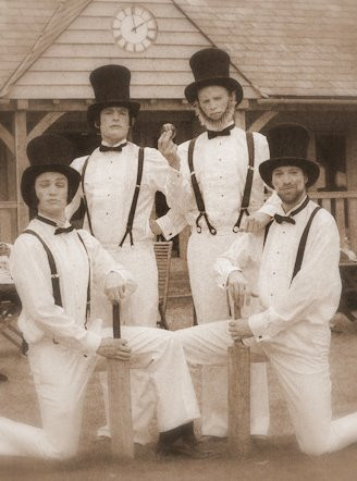Victorian cricketers