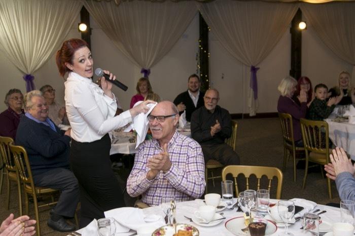West End Waitresses Singing Waiters1