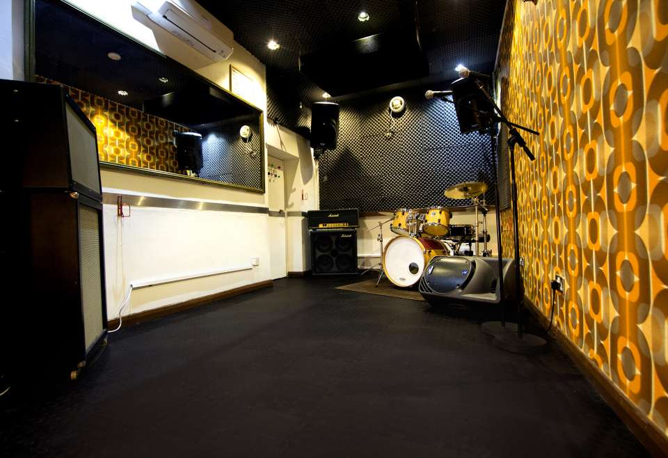 17 Affordable Music Rehearsal Studios in London