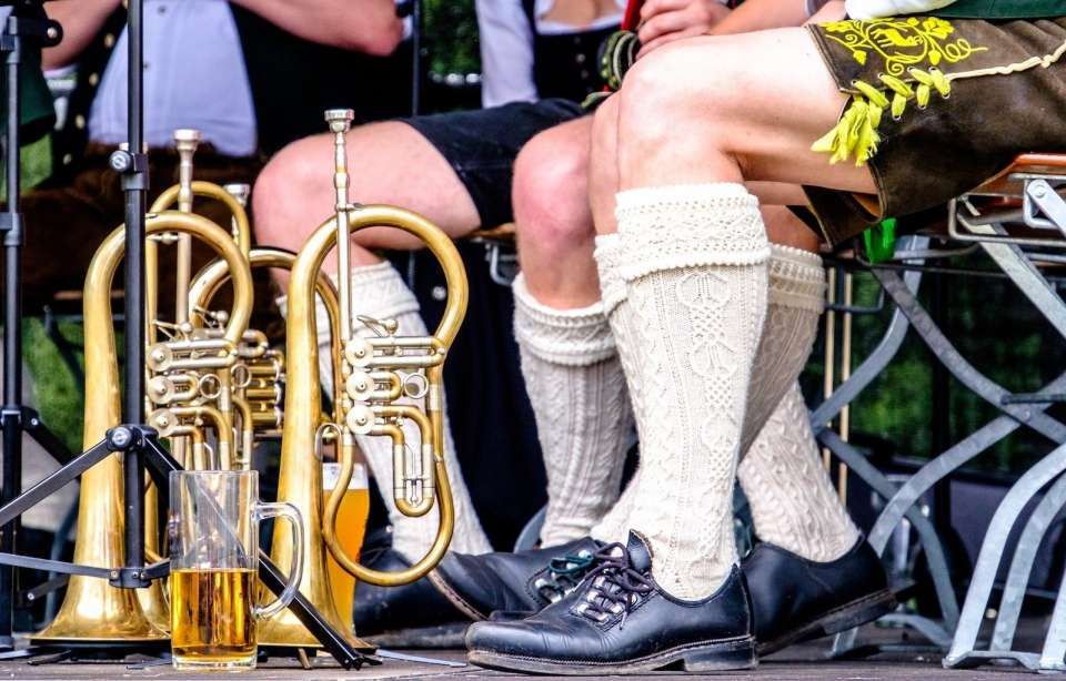 3 Brass Oompah Bands For Your Oktoberfest Party